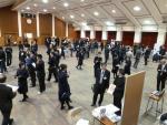 2011年11課題研究中間発表会の様子(1)